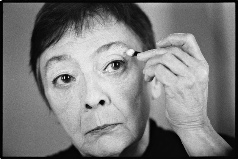 RIP. Véronique Nordey, actrice et pédagogue (1939-2017)