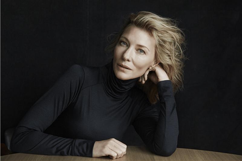 Cate Blanchett, présidente du jury du Festival de Cannes 2018