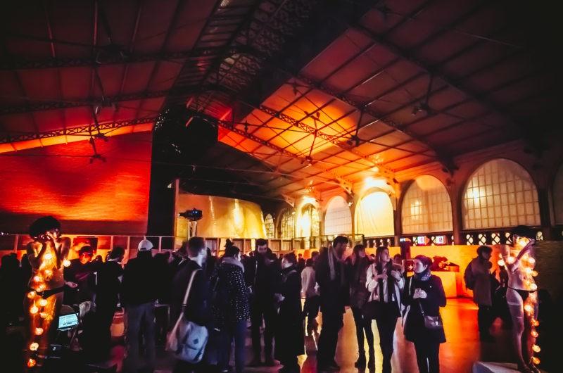 Le Carreau du Temple à Paris, un lieu exceptionnel au carrefour de (presque) tous les arts