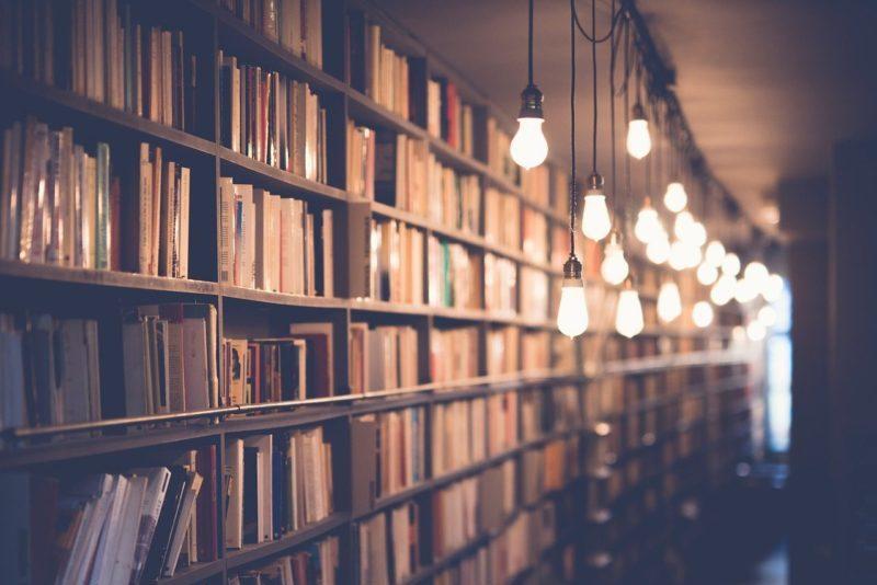 Bibliothèque étude
