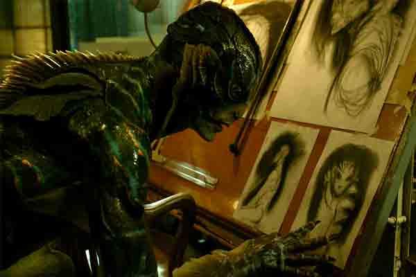 «La forme de l'eau» : Guillermo del Toro entre fantaisie, satire et fantastique