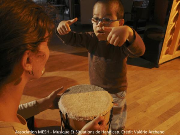 Association MESH : musique, handicap et solidarité pour tous!