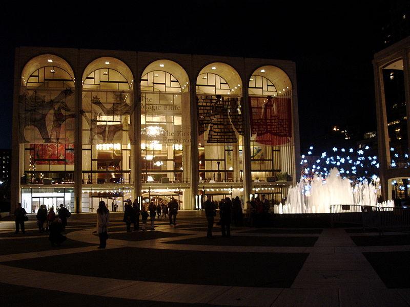 Opéra pour bébés: le Met à New York tente l'expérience pour renouveler son public
