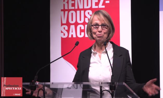 Françoise Nyssen relance le projet d'un «centre national de la musique»