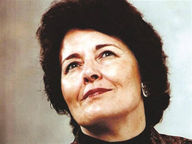 RIP. Emily Nasrallah, romancière et féministe libanaise