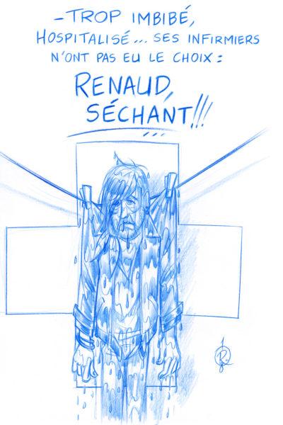 dessin ROC Renaud Séchant