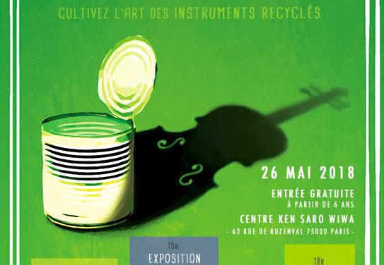 Une journée dédiée à la « lutherie sauvage » se tiendra à Paris