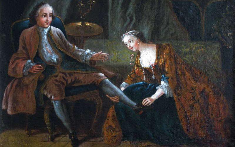 1er octobre 1768 : un jeune couple de 252 ans