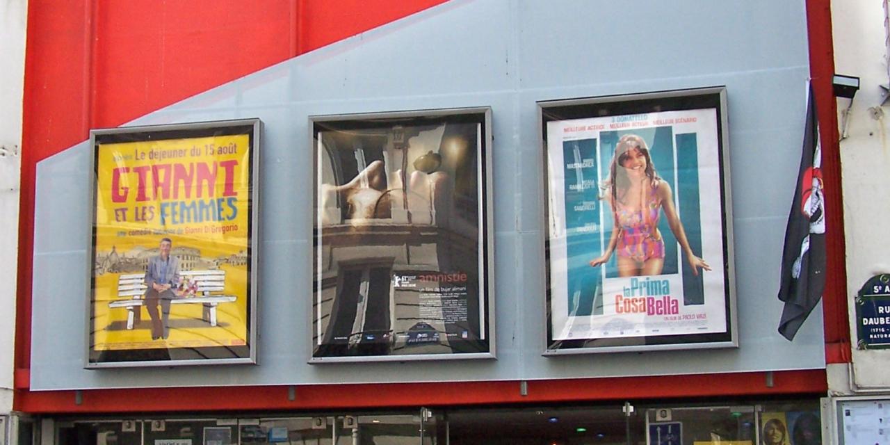 Paris : ultimes tentatives pour sauver le cinéma La Clef