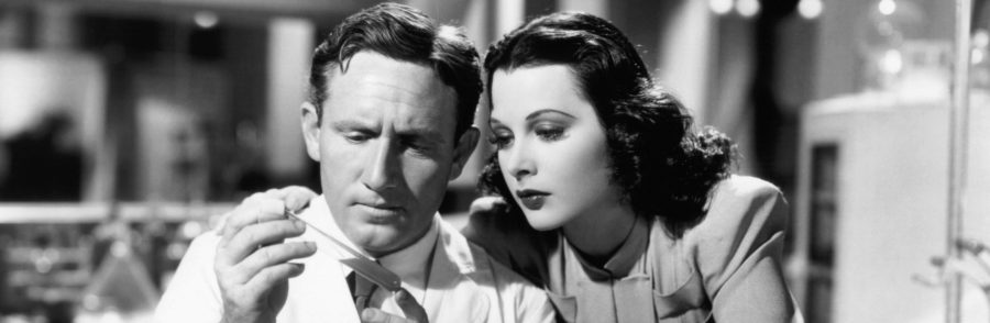 Alexandra Dean, Hedy Lamarr : From Extase to Wifi, avec Spencer Tracy