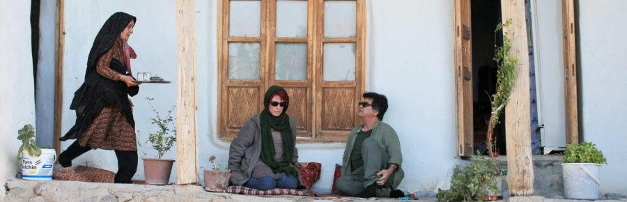 Jafar Panahi, Trois visages, Iran