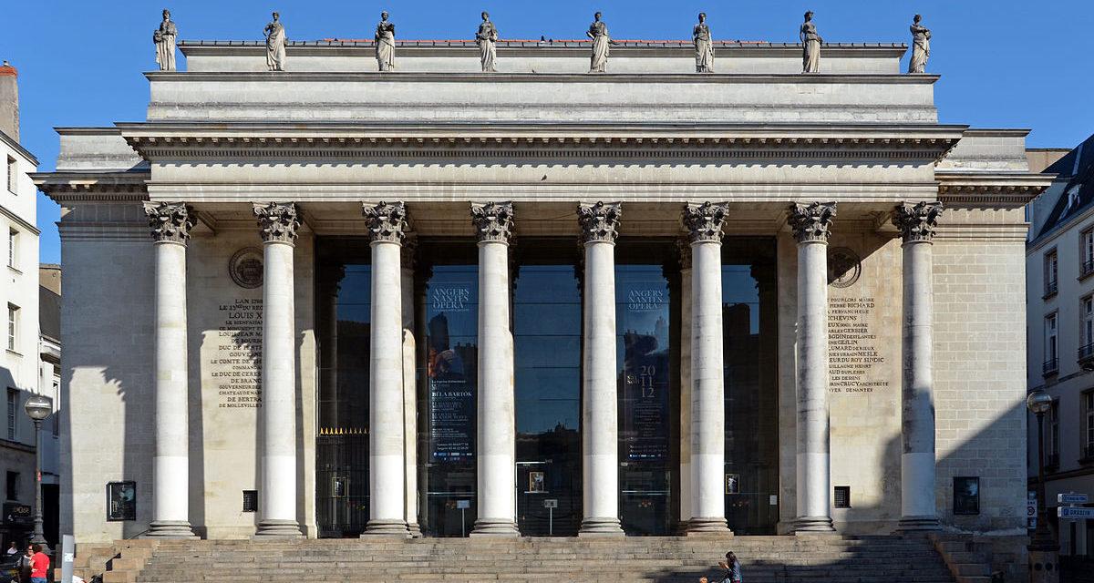 Angers Nantes Opéra recrute un responsable de l'atelier couture – habillement – maquillage/perruquerie (h/f)