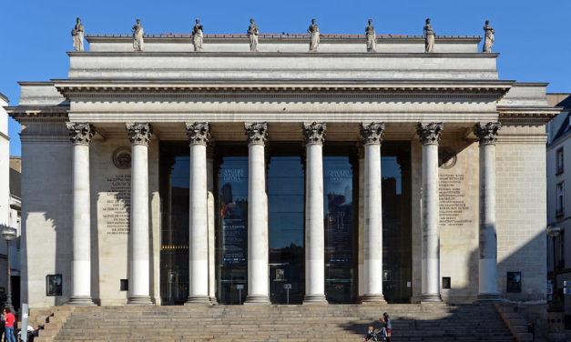 Angers Nantes Opéra recrute un chef électricien (h/f)
