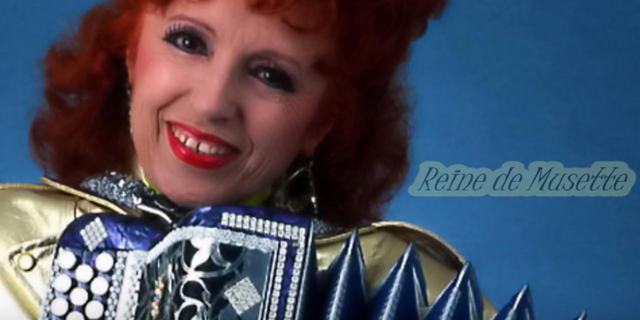 RIP. Yvette Horner, la reine de l'accordéon qui jouait avec David Bowie, Michael Jackson et Maurice Béjart…