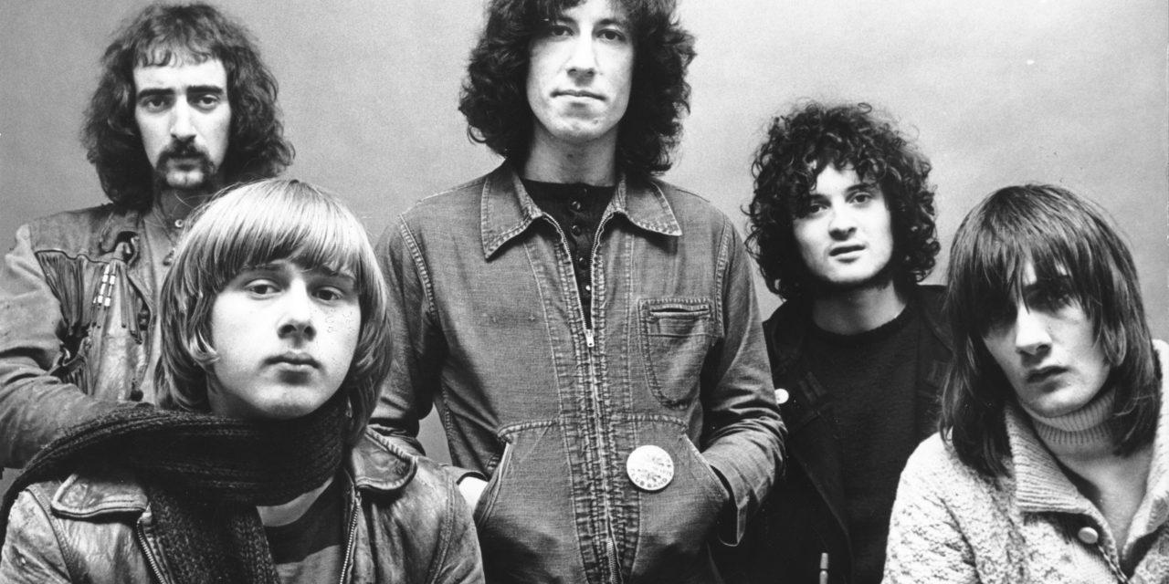 RIP. Danny Kirwan, ancien guitariste de Fleetwood Mac