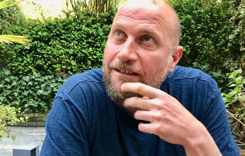 Interview. François Damiens : «Je suis l'interrupteur, les autres sont la lumière»