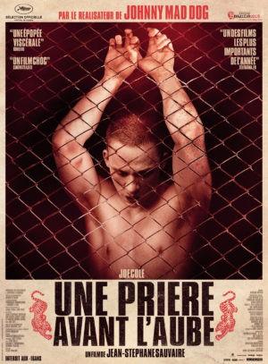 Jean-Stéphane Sauvaire, Une prière avant l'aube, avec Joe Cole (affiche)