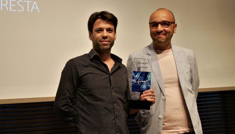 Mathieu Alvado et Richard Sidi (crédits : François Vila)