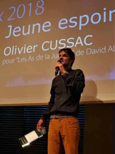 Olivier Cussac (crédits : François Vila)