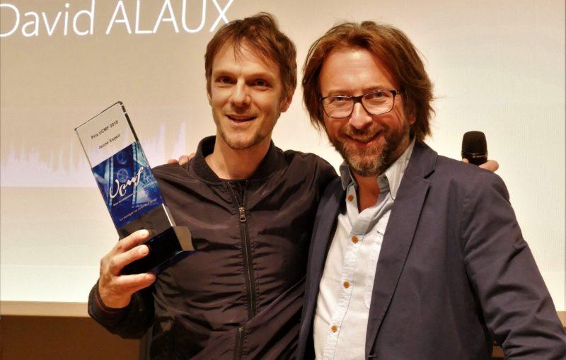 Olivier Cussac et Alex Jaffray (crédits : François Vila)