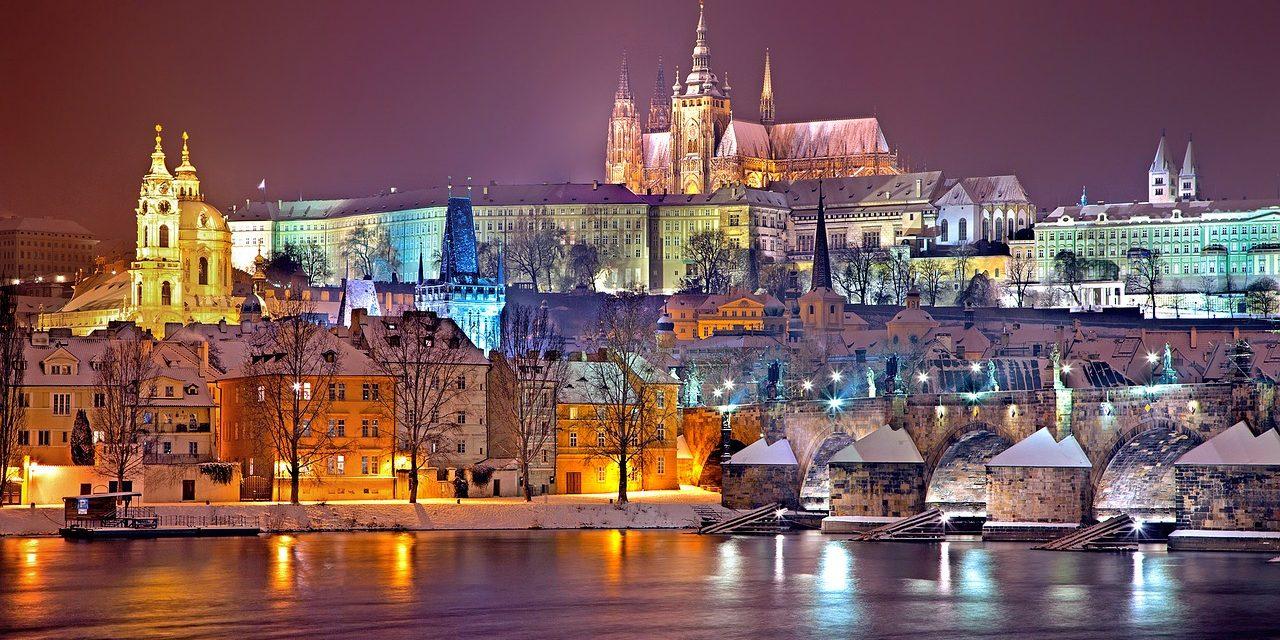"""18 décembre 1904 : """"La suprématie de Prague sur toutes les autres villes"""" ?"""