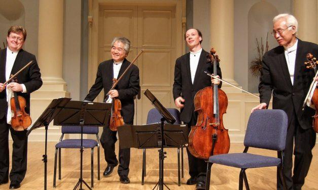 20 mars 1929 : le quatuor pour cadors de Béla Bartók