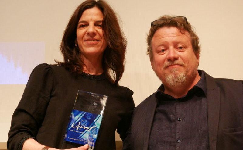 Selma Mutal et Olivier Debrosses (crédits : François Vila)