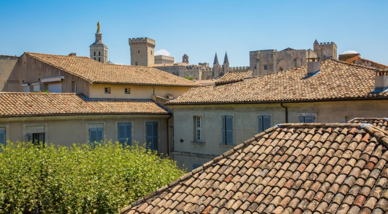 Hôtel d'Europe à Avignon (84)