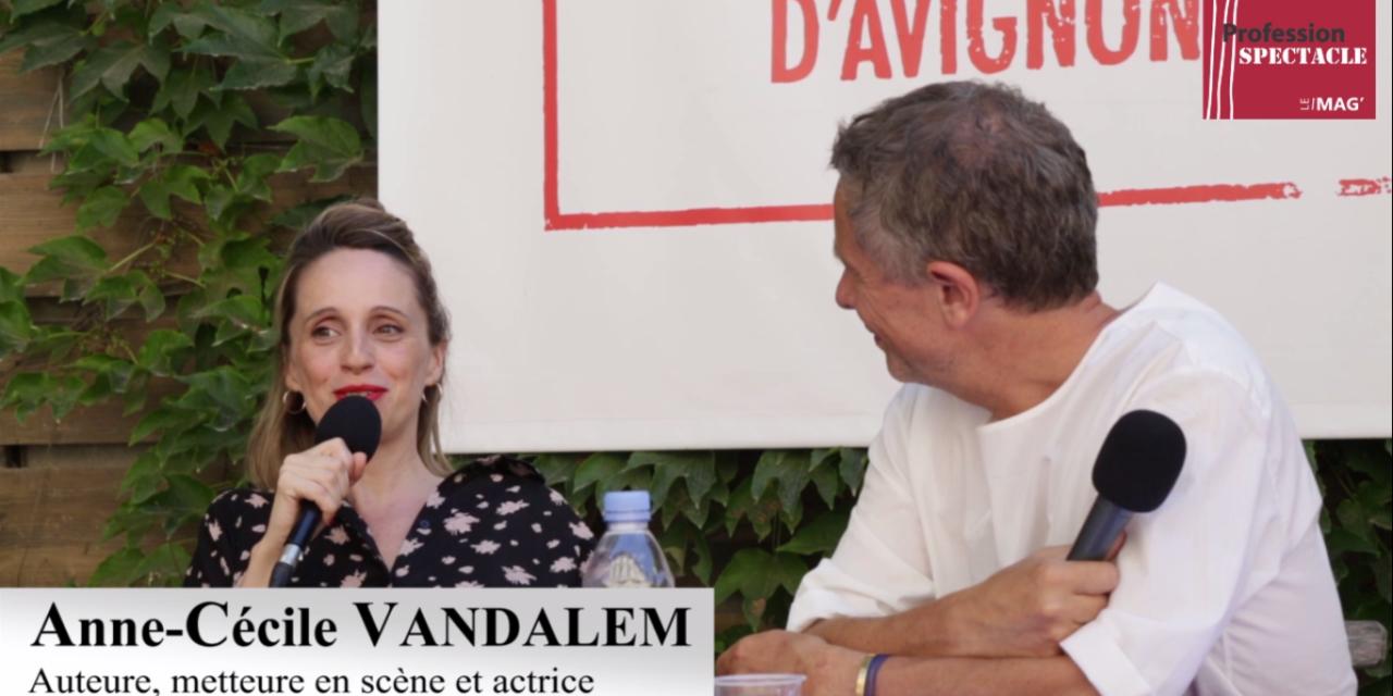 Vidéo. Anne-Cécile Vandalem face aux échecs de l'humanité