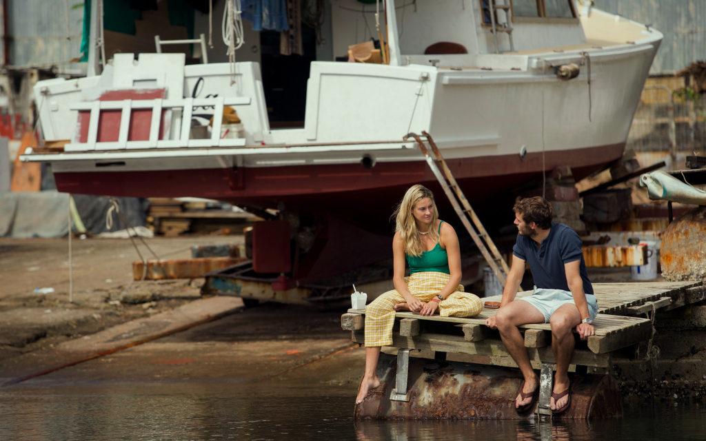«À la dérive» : Tami et Richard sont dans un bateau…