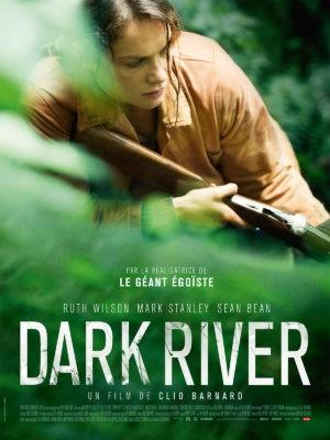 Clio Barnard, Dark River, avec Ruth Wilson, Mark Stanley (affiche)
