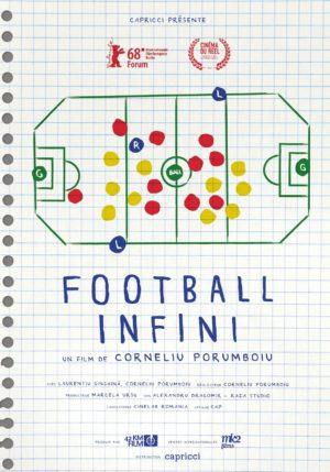 Corneliu Porumboiu, Football infini, Roumanie (affiche)