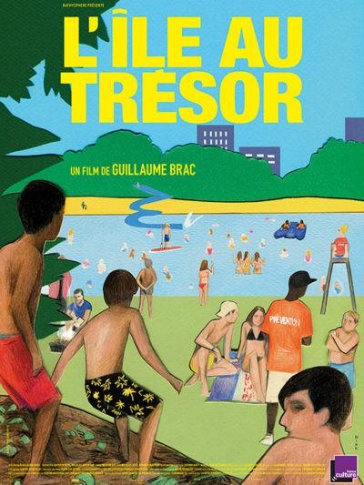 Guillaume Brac, L'île au trésor, documentaire (affiche)