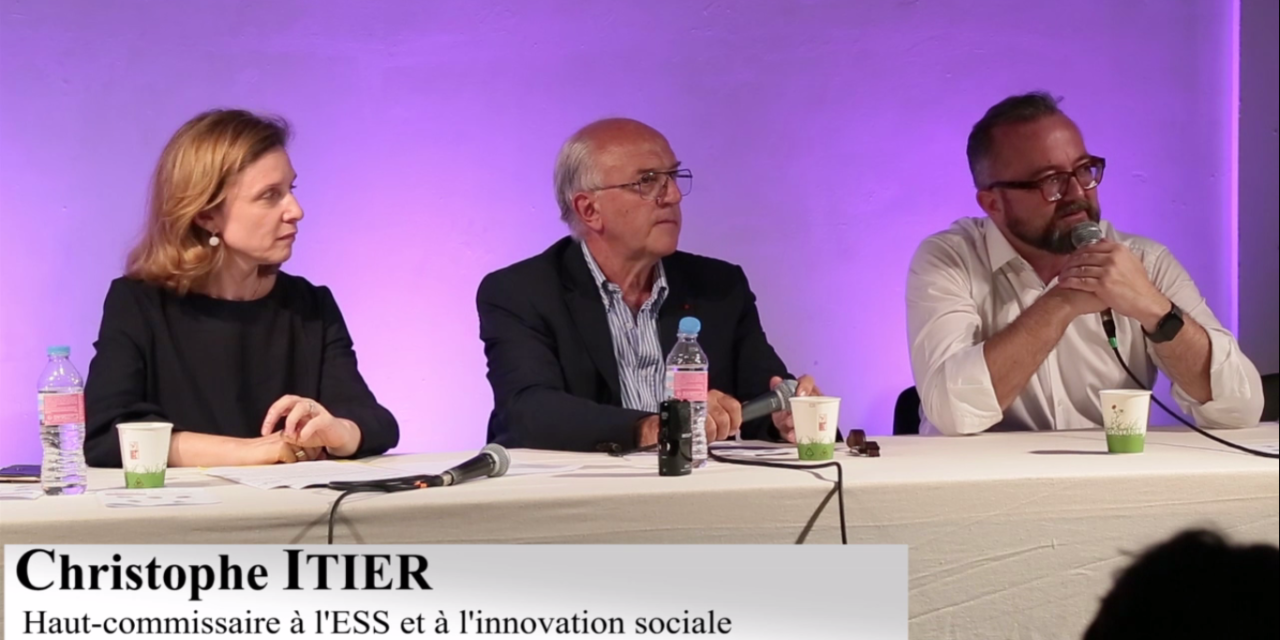 Intervention de Christophe Itier, Haut-commissaire à l'ESS et à l'innovation sociale