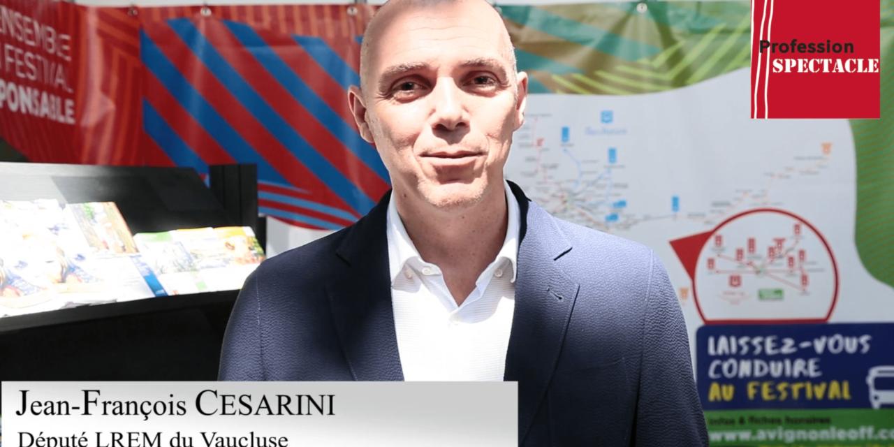 Vidéo. Entretien avec Jean-François Cesarini, député LREM du Vaucluse