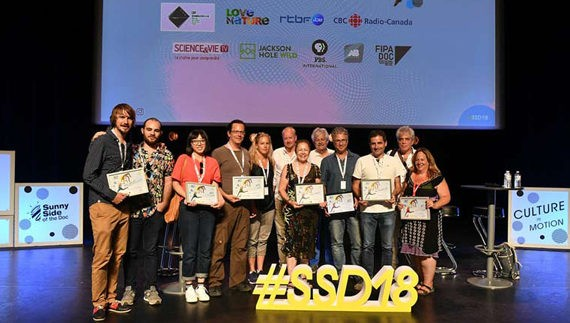 Bilan et lauréats du Sunny Side of the Doc 2018