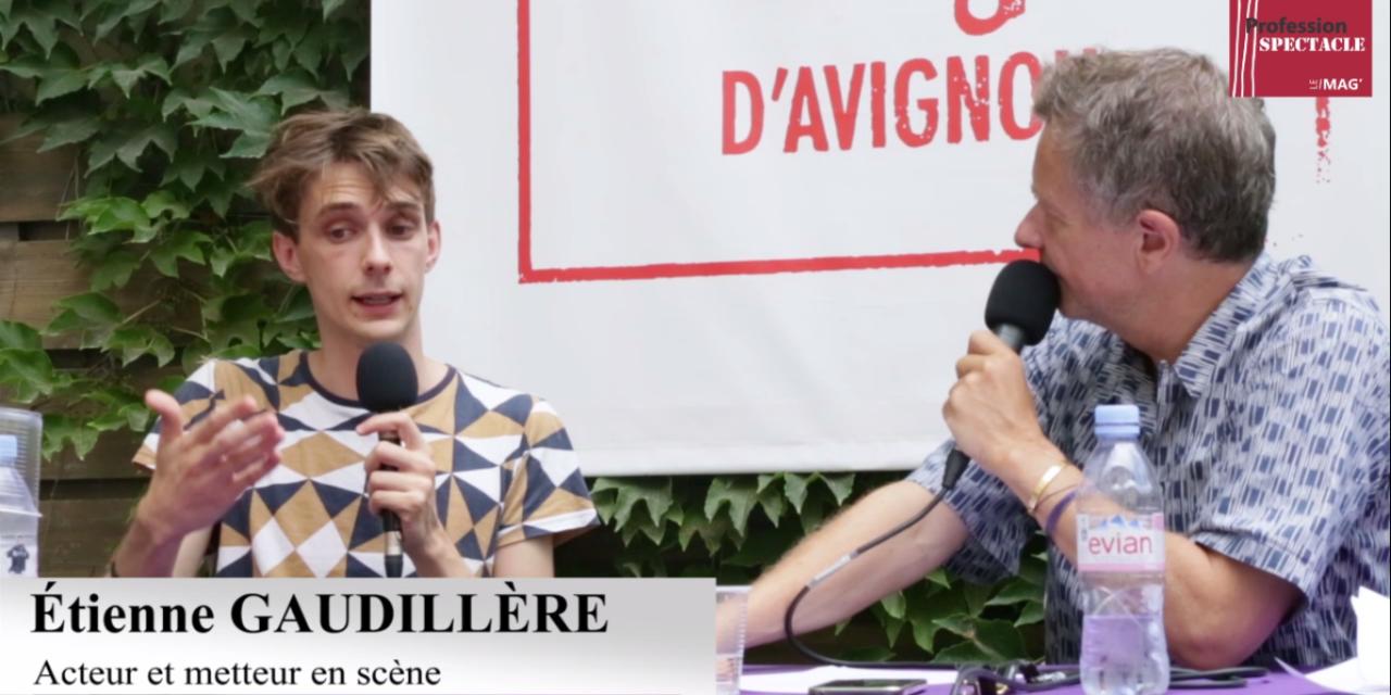Vidéo. Étienne Gaudillère donne sa vision théâtrale de Wikileaks