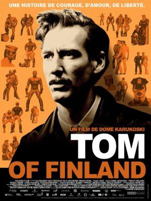 Dome Karukoski, Tom of Finland, Islande, film affiche, avec Pekka Strang