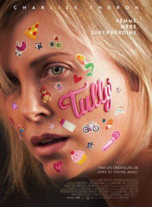 Jason Reitman, Tully, avec Charlize Theron (affiche)