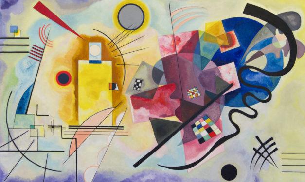 3 septembre 1912 : Kandinsky en musique ou la révolution Schönberg