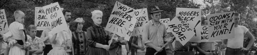 Roger Corman, The Intruder, avec William Shatner, film
