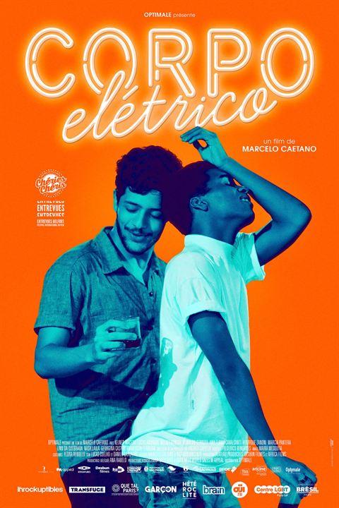affiche film Corpo Eletrico