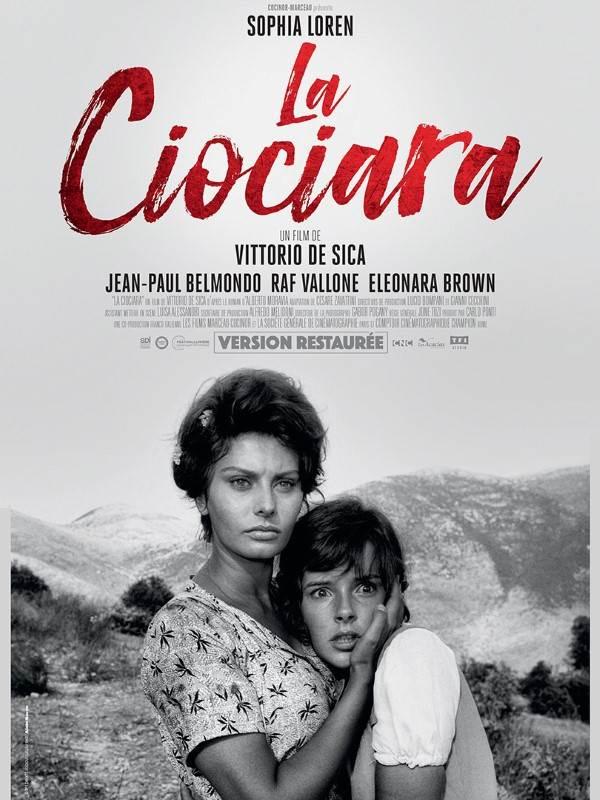 la Ciociara affiche du film