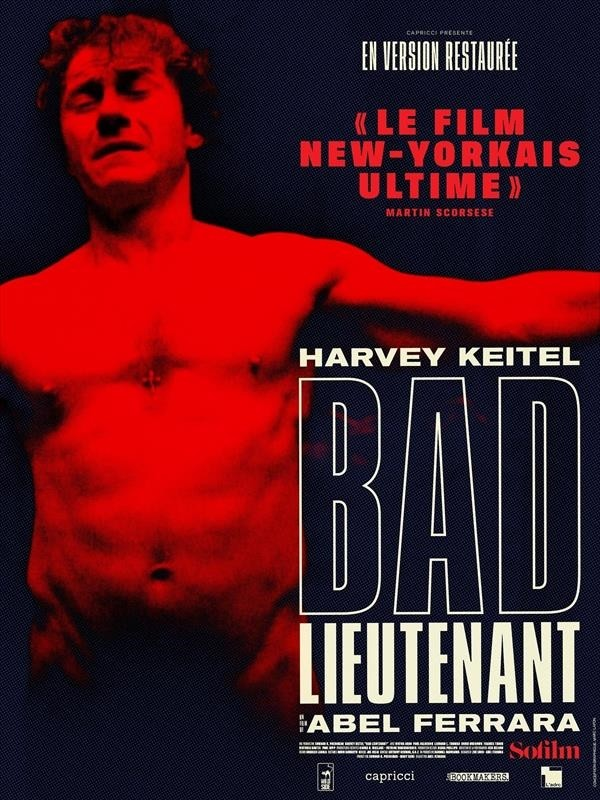 affiche film bad lieutenant