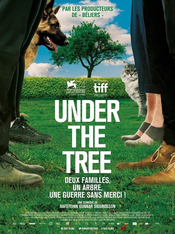 affiche du film under the tree