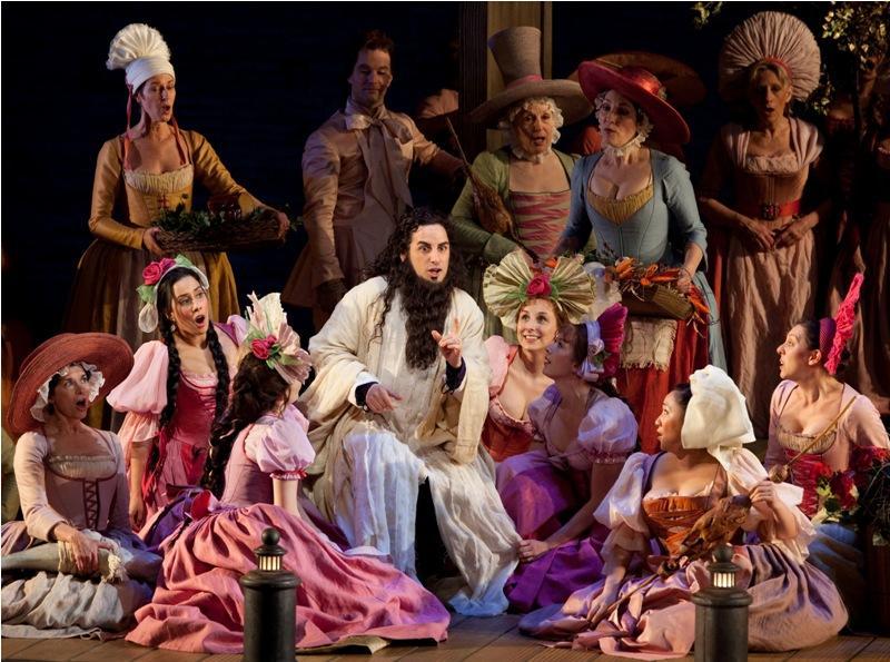 20 août 1828 : pour Rossini, le comte est bon