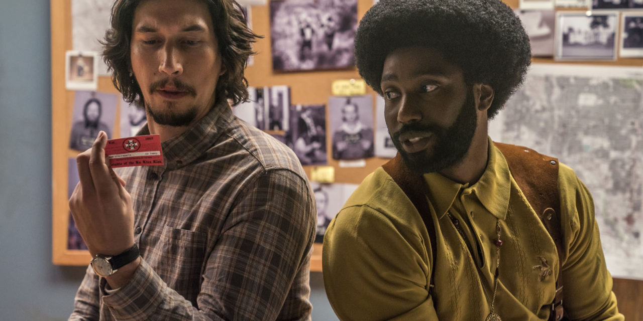 « BlacKkKlansman » : Angry black man