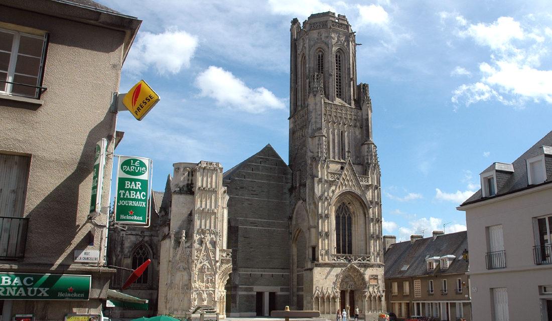 Saint-Lô – Résidence d'artiste 4 semaines au collège Lavalley