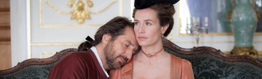 Emmanuel Mouret - Mademoiselle de Joncquières avec Cécile de France et Édouard Baer