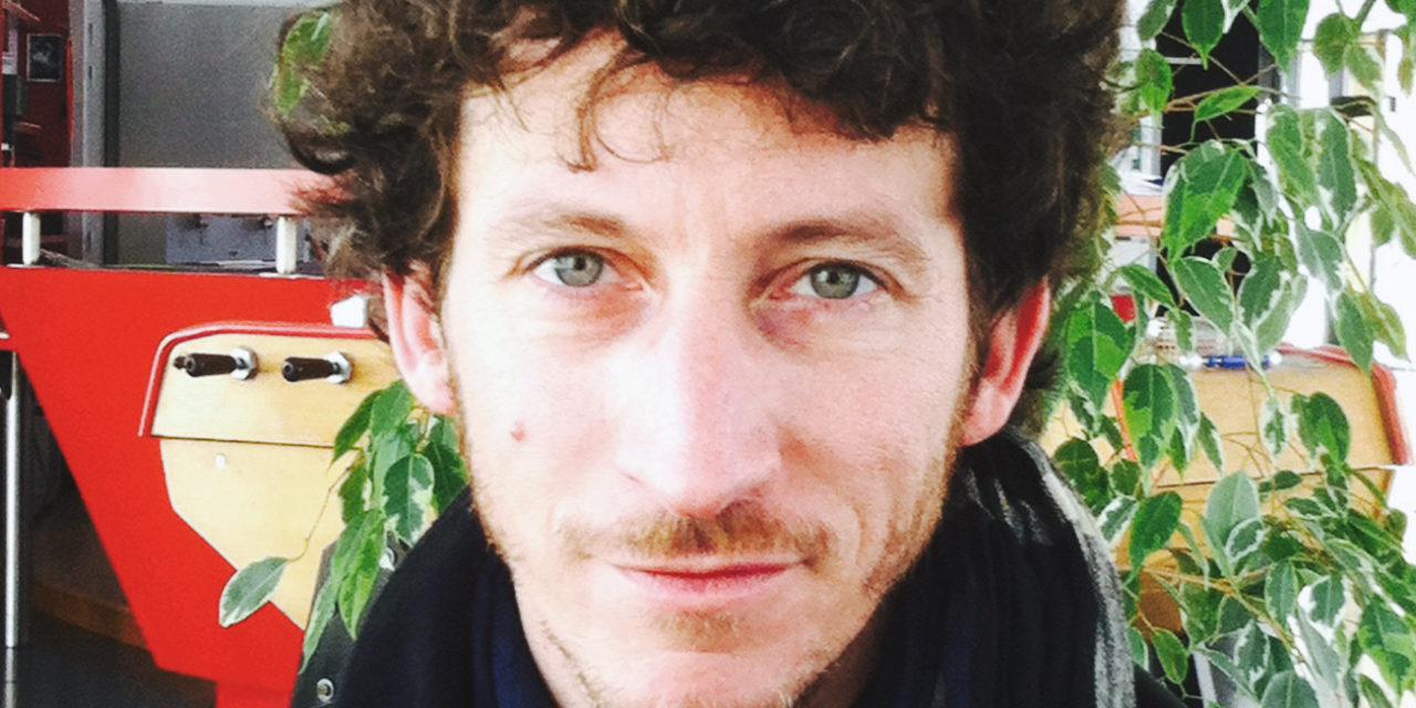 Damien Dutrait: «Tout ce que je ne comprends pas participe à mes élans d'écriture»